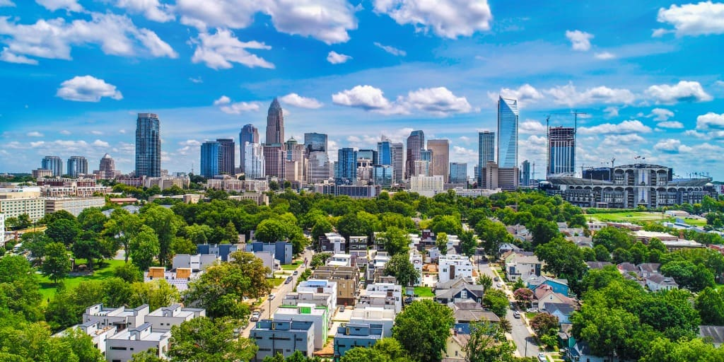 charlotte, north carolina real estate