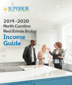 2019-2020 North Carolina Broker Income Guide